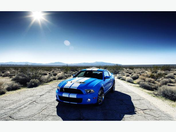 2014 FORD MUSTANG SHELBY GT500  GPS/662HP