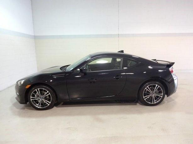 2015 SUBARU BRZ SPORT-TECH GPS/MANUAL