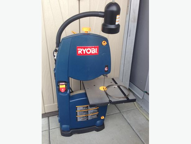 Ryobi Band Saw Victoria City Victoria