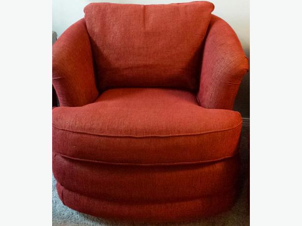 LAZYBOY Fresco Premier Swivel Occasional Chair