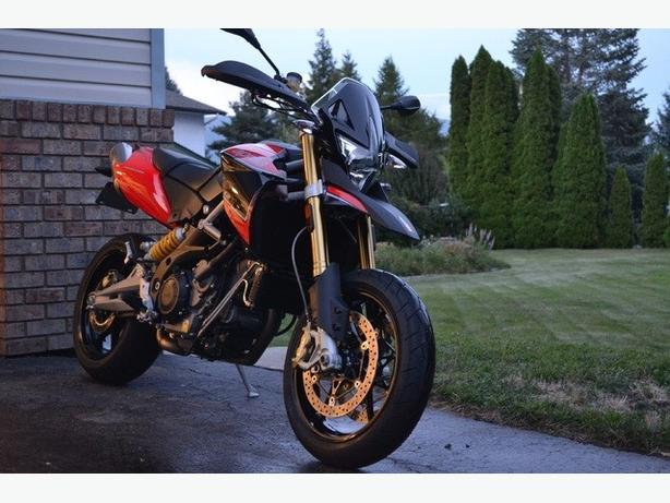 FOR-TRADE:  2012 Aprilia Doroduro 1200 $7250