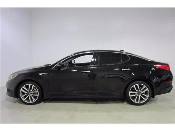 2015 KIA OPTIMA SX 2.0L TURBO 274HP PANORAMIC-SUNROOF