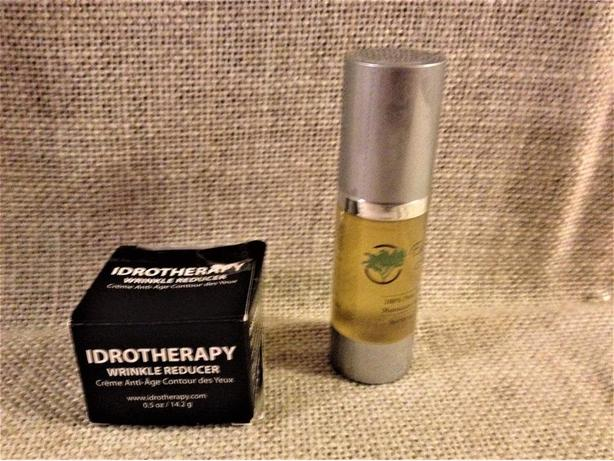 Irdotherapy & Essence of Argon Oil