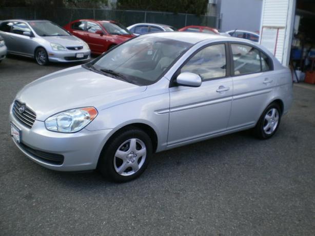 2010 Hyundai Aceent GL, automatic,