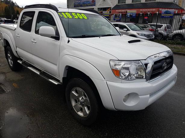 """SOLD"" 2008 Toyota Tacoma Sport TRD 6Speed manual trany, 167K's -"