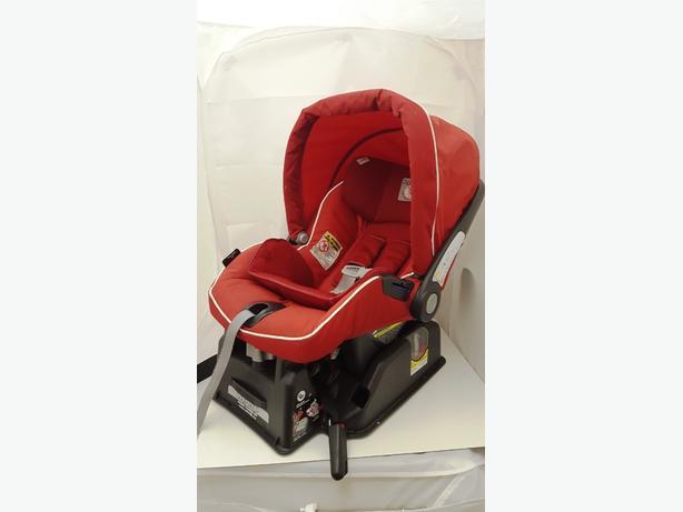 red peg perego primo viaggio infant car seat excellent condition central ottawa inside. Black Bedroom Furniture Sets. Home Design Ideas