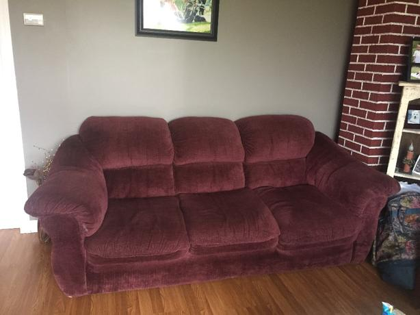 couch set and leather couch