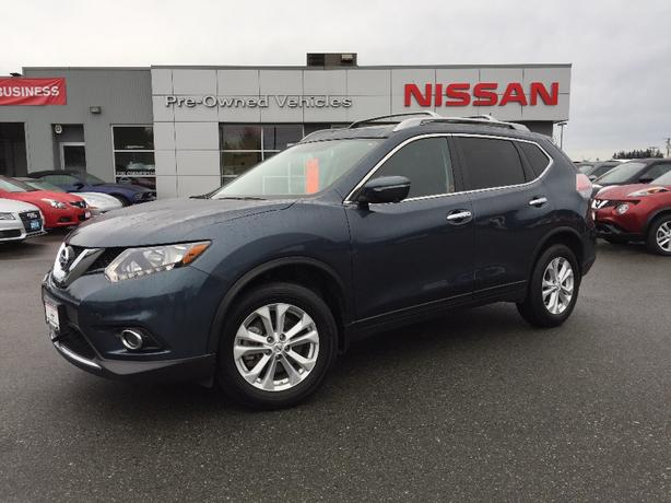 2014 nissan rogue sv family technology package central nanaimo nanaimo. Black Bedroom Furniture Sets. Home Design Ideas