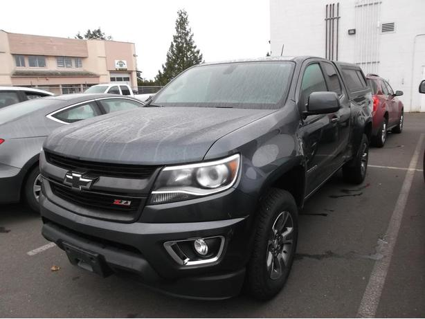 2015 CHEVROLET COLORADO EXT CAB Z71 FOR SALE