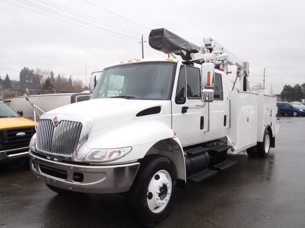 2003 International 4300 Mobile VACIS V75 Service Truck Dually Diesel