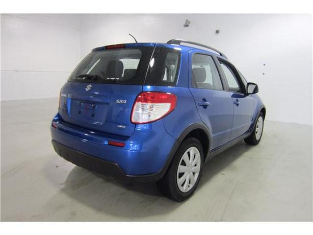 2012 suzuki sx4 awd local vehicle with no accidents. Black Bedroom Furniture Sets. Home Design Ideas