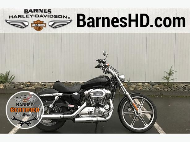 2009 Harley-Davidson® XL1200C