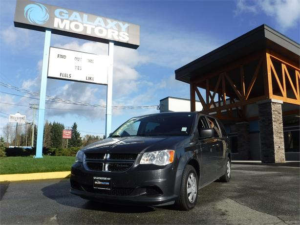 2011 Dodge Grand Caravan SE + - 7 Passenger, Cruise Control, Roof Racks