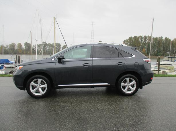 2010 Lexus RX 350 AWD With NAV  And Backup Camera *SALE PRICE*
