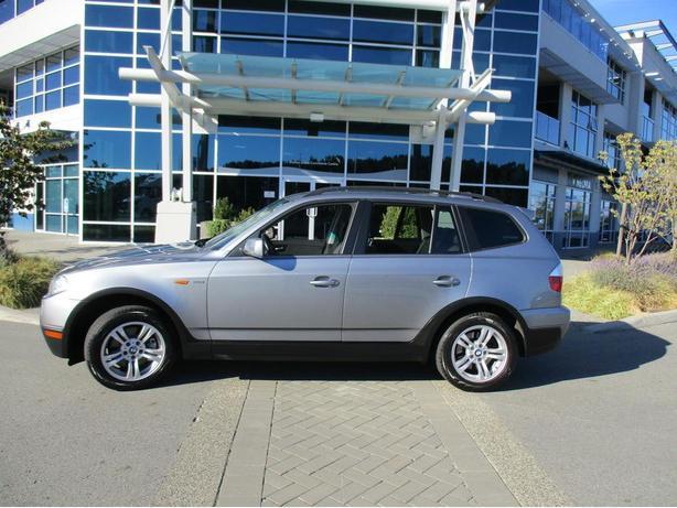 2008 BMW X3 AWD 3.0i Loaded,Local