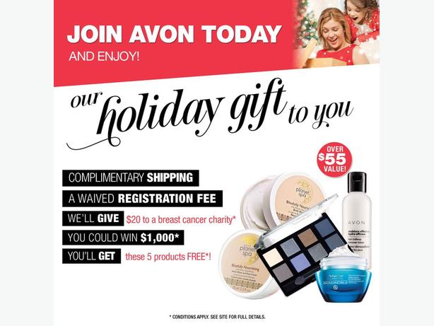New Face of Avon