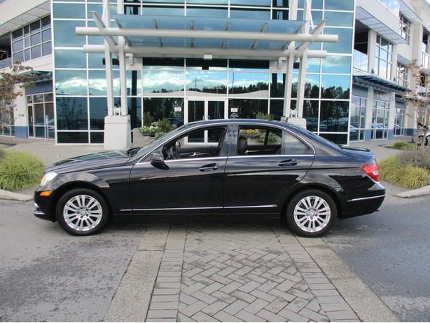 2012 Mercedes-Benz C-Class C250 4MATIC Navigation**SALE PRICE***