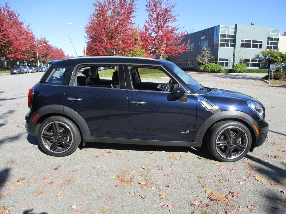2011 mini cooper countryman awd s all4 outside metro. Black Bedroom Furniture Sets. Home Design Ideas