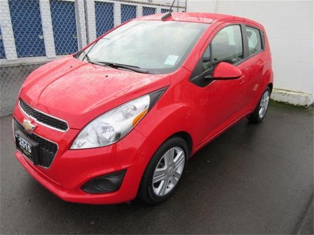 2015 Chevrolet Spark LT/Automatic/Air Conditioning/