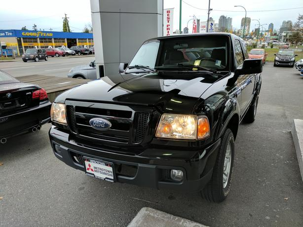 2007 Ford Ranger Super Cab - *ONLY 72,427 KM* -  LOCAL -VERY MINT