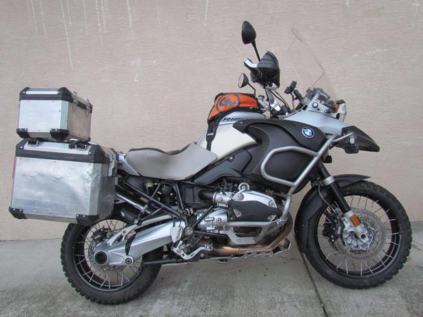 motorcycle for sale 2007 bmw r1200gs adventure excellent service history outside comox valley. Black Bedroom Furniture Sets. Home Design Ideas