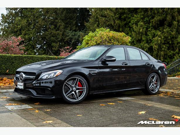 2015 mercedes benz c63 amg s sedan with 6 000 km lease from 999 per month victoria city. Black Bedroom Furniture Sets. Home Design Ideas