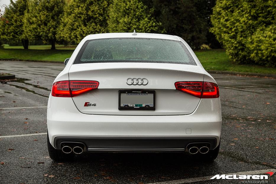2015 Audi S4 3 0t Quattro 7sp S Tronic With 5 000 Km