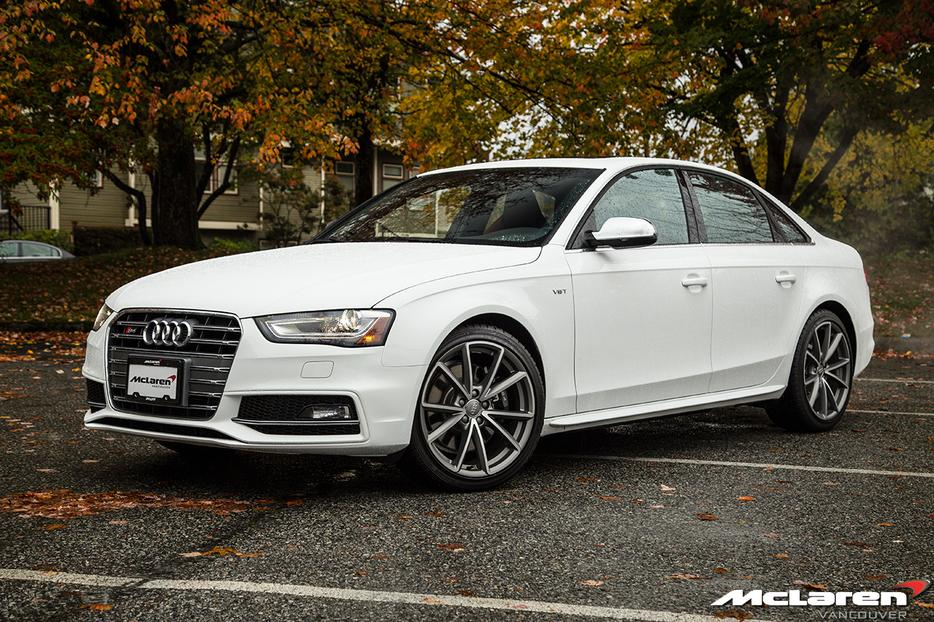 2015 Audi S4 3 0t Quattro 7sp S Tronic With 5 000 Km Lease From 699 Per Month Victoria City