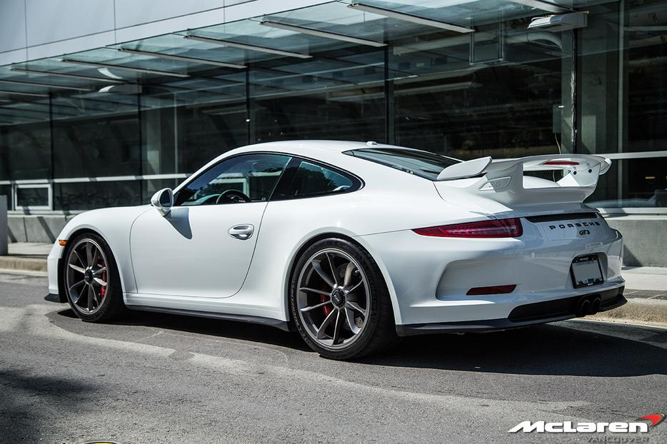 2015 Porsche Carrera 911 Gt3 With 13 000 Km Lease From