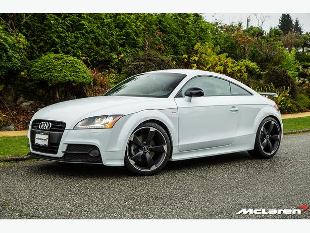 2014 audi tt 2 0t s line competition s tronic 26 000 km. Black Bedroom Furniture Sets. Home Design Ideas