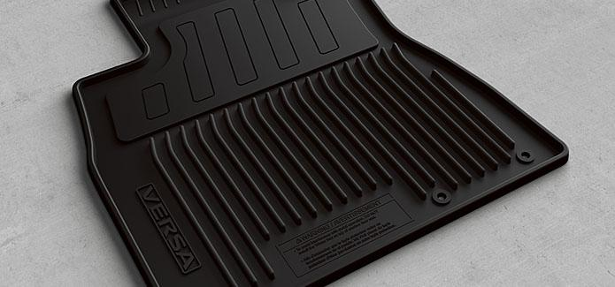 Nissan Versa Note Oem All Weather Mats East Regina Regina