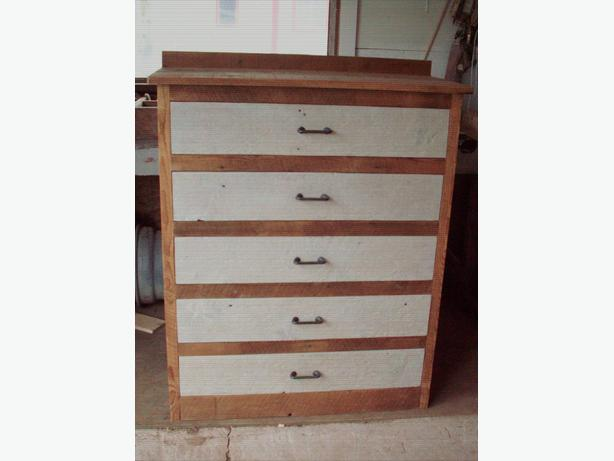 Reclaimed furniture kings county pei for Local reclaimed wood