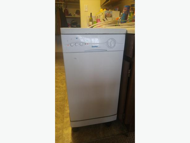 apartment sized portable dishwasher esquimalt view royal