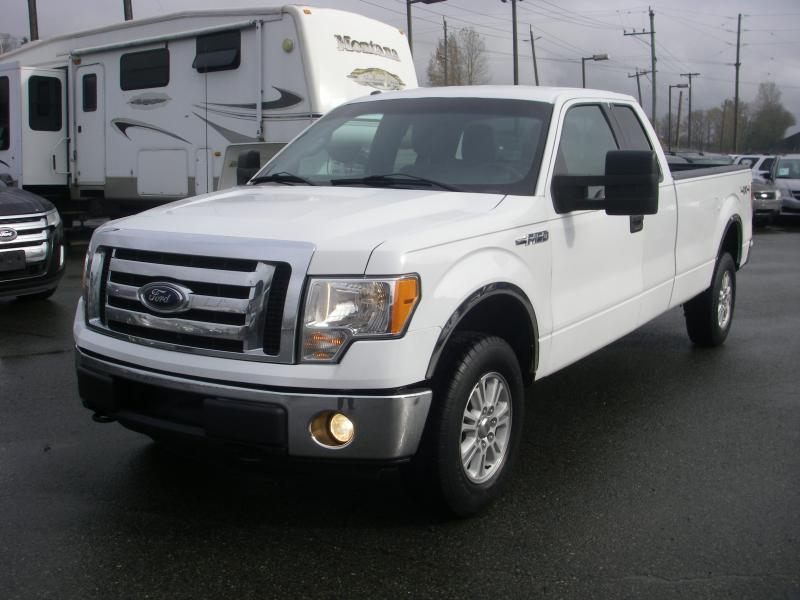 2012 Ford F 150 Xlt Supercab 8 Ft Bed 4wd Outside