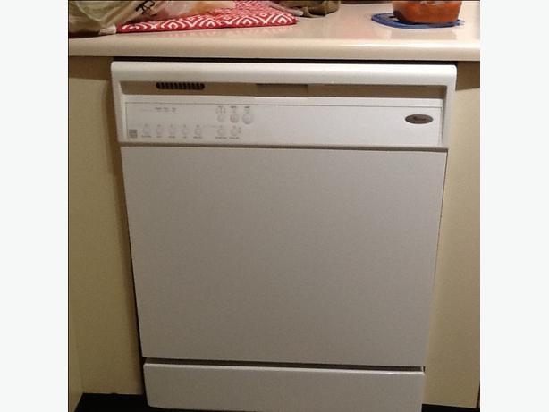 how to clean an old whirlpool dishwasher