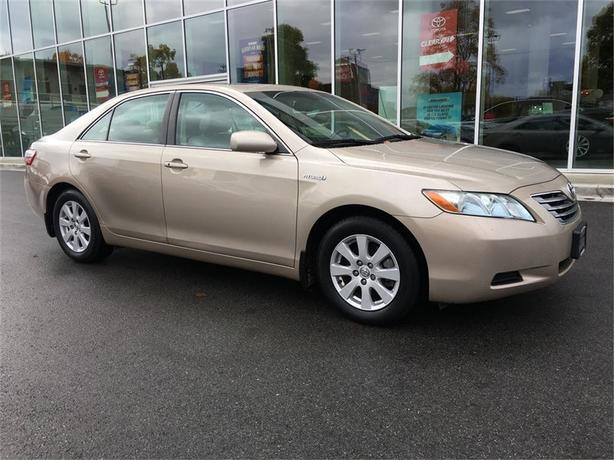 2007 toyota camry hybrid one owner local to victoria full. Black Bedroom Furniture Sets. Home Design Ideas