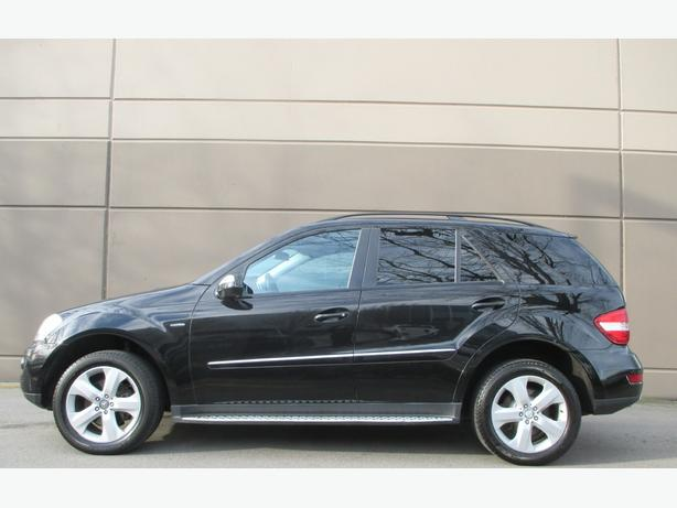 2009 MERCEDES-BENZ ML ML320 DIESEL 4MATIC - WE FINANCE!