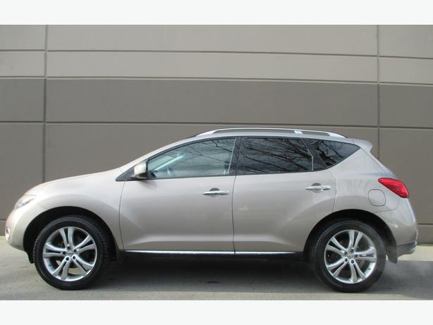 2009 NISSAN MURANO LE - NAVIGATION - BACK UP CAMERA - WE FINANCE!