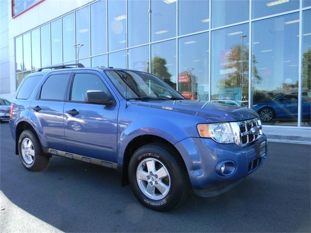 2009 Ford Escape XLT Low k's NO ACCIDENTS LOCAL B.C.