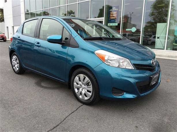 2012 Toyota Yaris LE NO ACCIDENTS LOCAL VICTORIA ONE OWNER