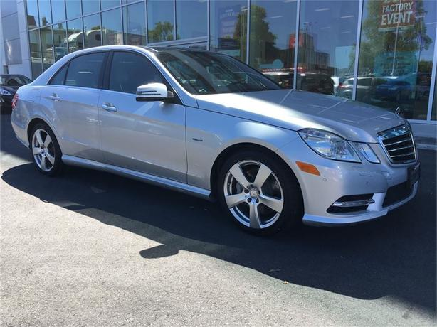 2012 Mercedes-Benz E-Class E350 PREMIUM PACKAGE