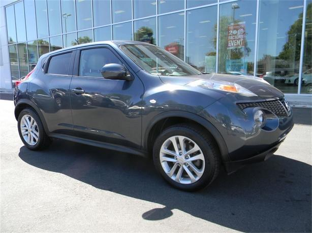 2012 Nissan Juke SV AWD NO ACCIDENTS ONE OWNER