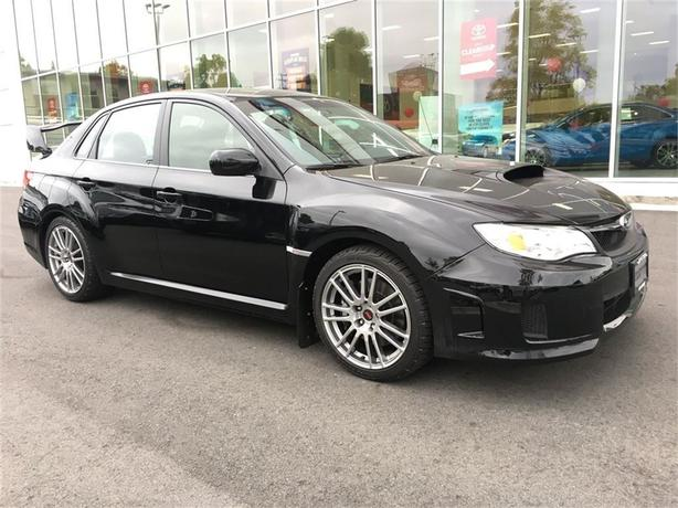 2013 Subaru WRX STI NO ACCIDENTS LOCAL B.C ONE OWNER