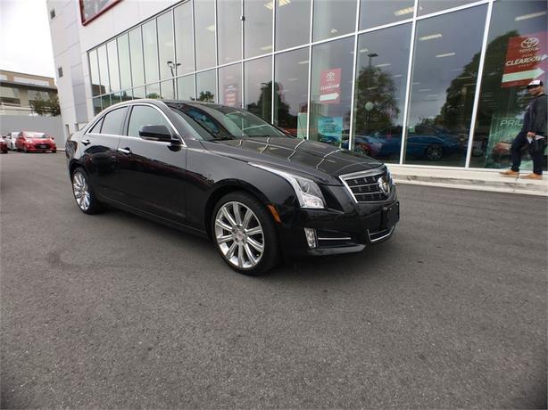 2013 Cadillac ATS Premium ATS-4 3.6 NAVIGATION LOCAL B.C.