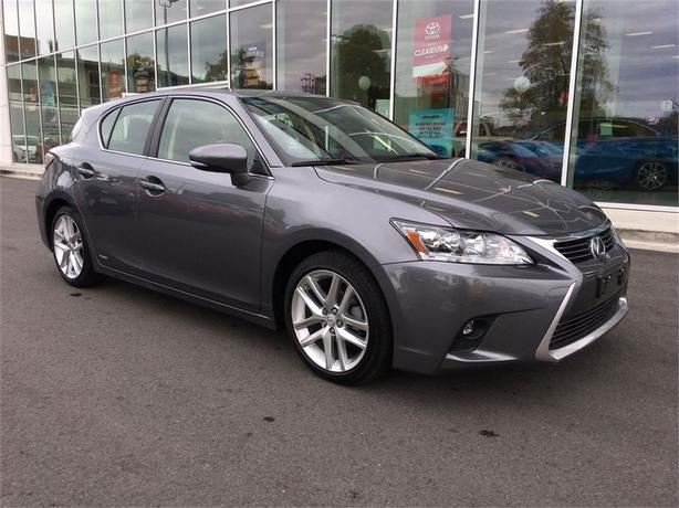 2014 Lexus CT 200h NO ACCIDENTS LOCAL VICTORIA ONE OWNER