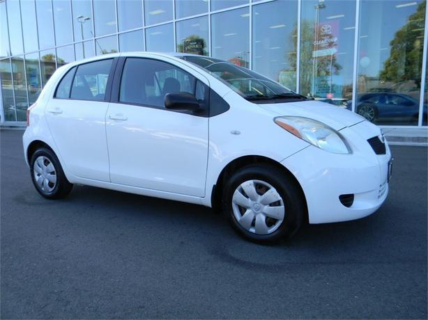 2006 Toyota Yaris LE NO ACCIDENTS LOCAL VICTORIA