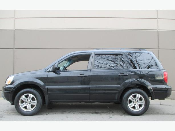 2003 HONDA PILOT EX-L LEATHER LOADED - 1 YEAR WARRANTY! WE FINANCE!