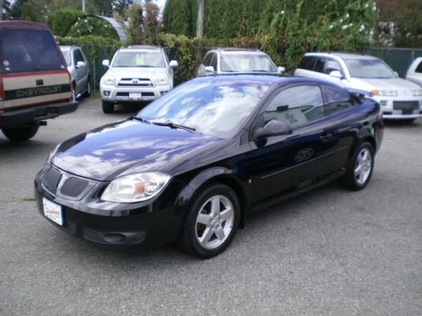 2009 Pontiac G5 coupe, sunroof,