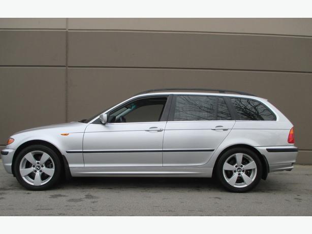 2002 BMW 325 XI AWD WAGON - 1 YEAR WARRANTY!