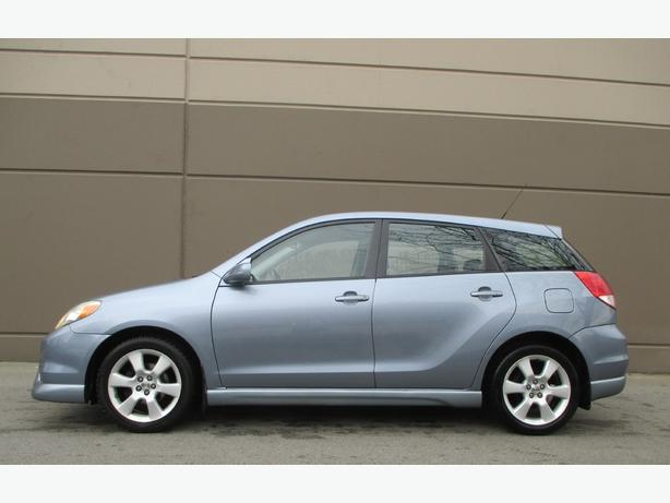 2003 toyota matrix xrs 1 year warranty surrey incl. Black Bedroom Furniture Sets. Home Design Ideas